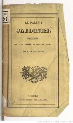 [PDF] Ouvrages anciens: Jardins ,Potagers, Cultures ,Economie Domestique Le_par13