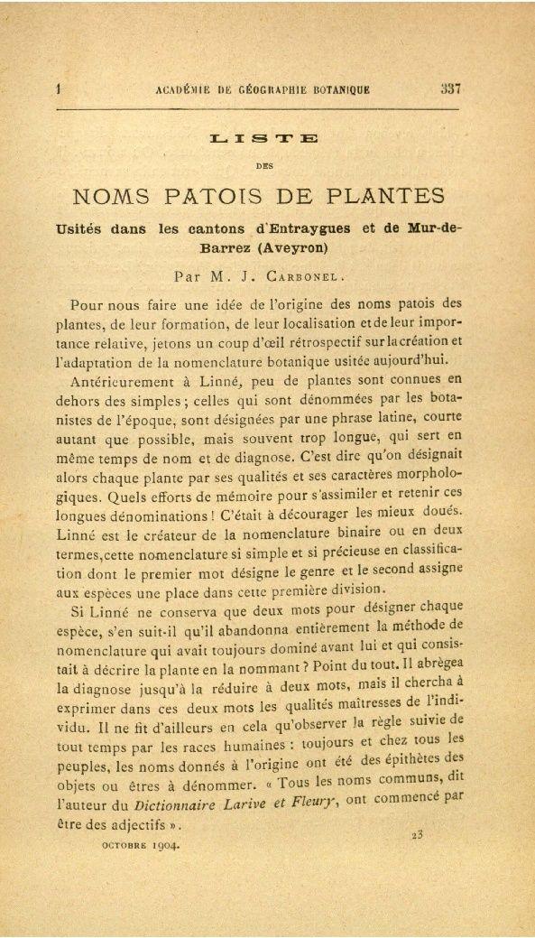 Occitanica,médiathèque numérique collective de la culture occitane. Nom_pa11
