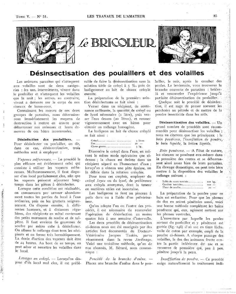 Bergeries Porcheries - Ringelmann 1920 - Un vieux bouquin sur l'élevage à un prix dérisoire Poules10