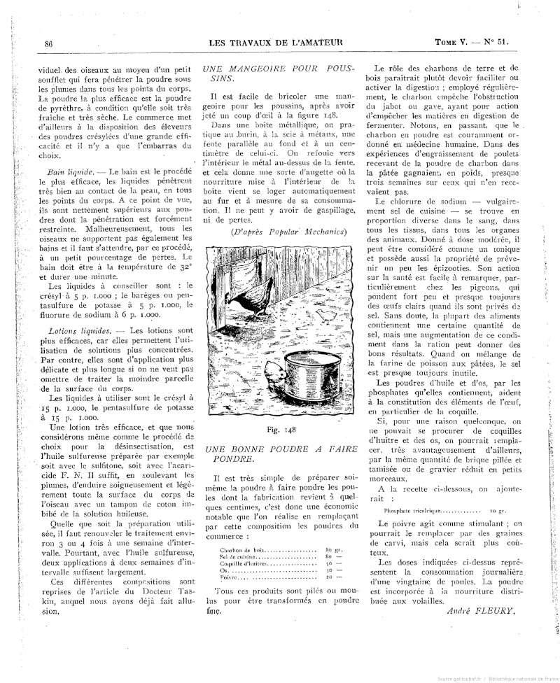 Bergeries Porcheries - Ringelmann 1920 - Un vieux bouquin sur l'élevage à un prix dérisoire Poules11