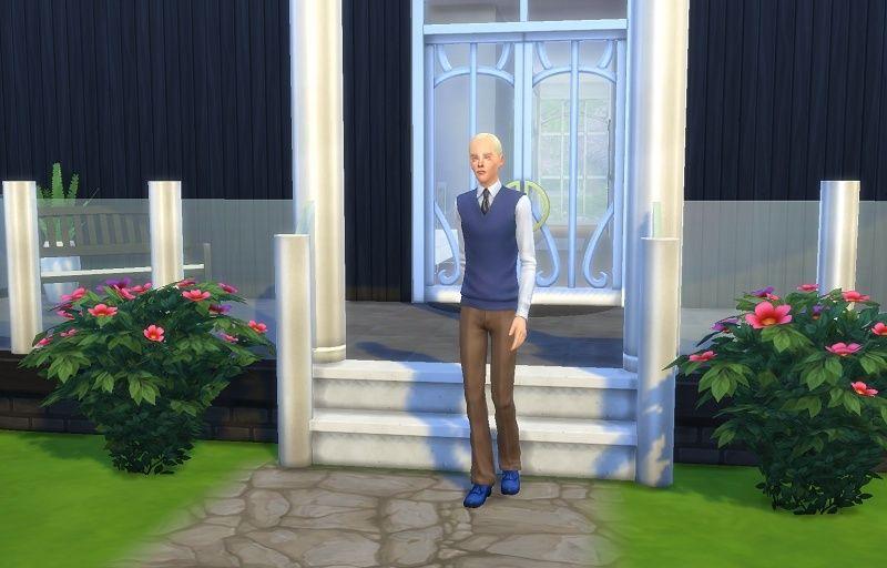 [Challenge] Tranches de Sims: Rico Malamor est pris au piège - Page 5 Monsie10