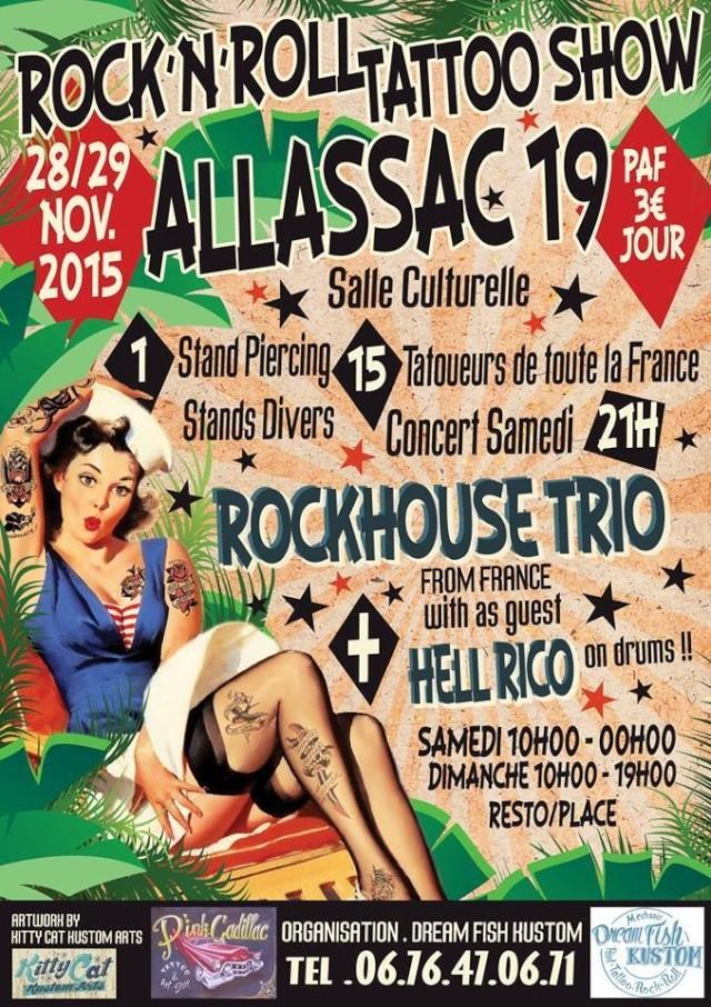 The Rockhouse Trio 11062310