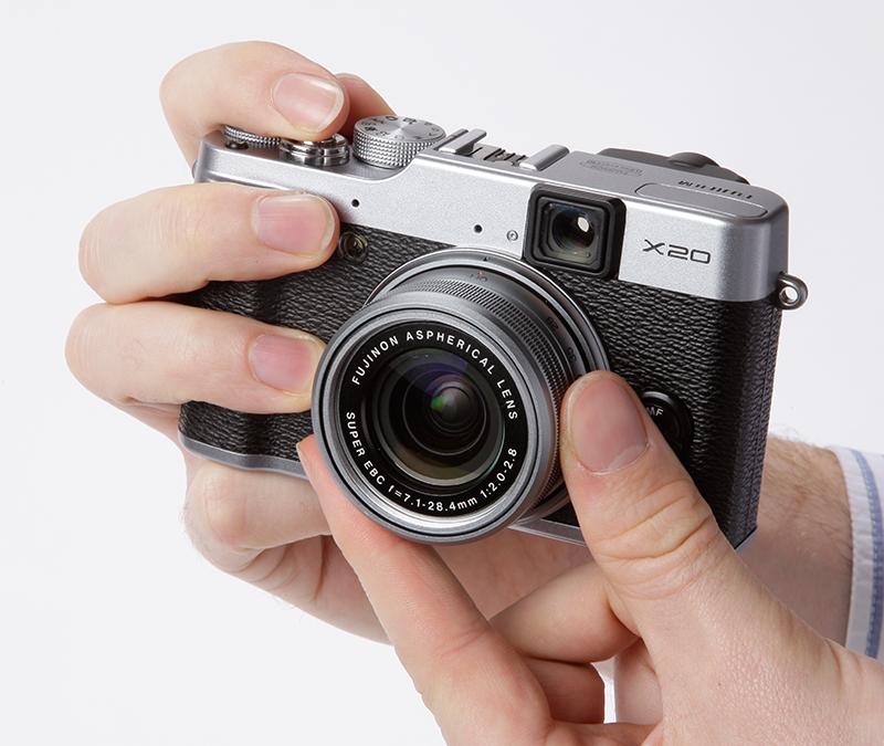 Appareil photo Fujifi11