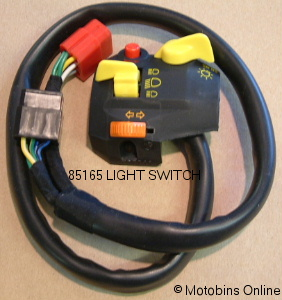 Compatibilité cocotte et commodos (gauche) R100RS  8516510