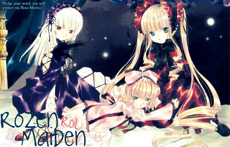 ~Rozen Maiden Rol~ [RMR] Rozenm11