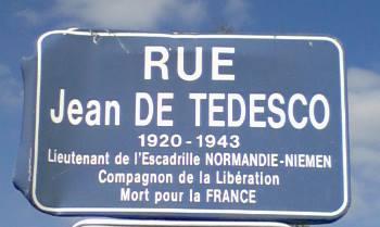 Rue Jean de Tedesco 10645210