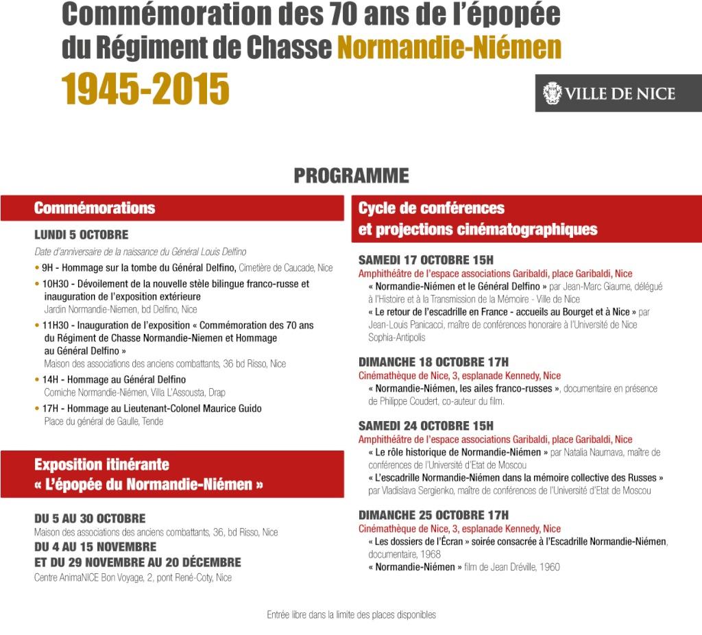 5 octobre 2015, Hommage au Général Louis delfino et au Colonel Maurice Guido Commem13