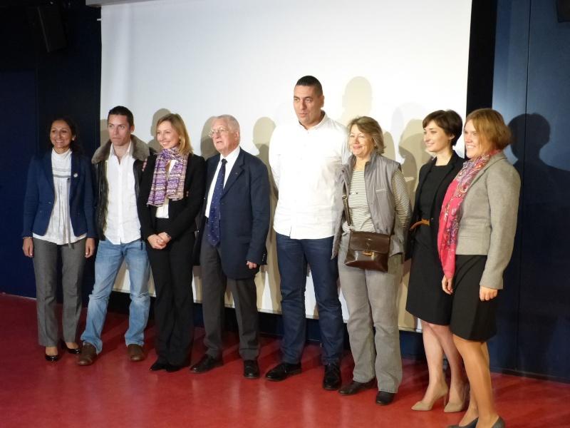 Conférence et Présentation de l'Espace « Normandie-Niémen » le 10 octobre 2015 pour faire découvrir le Musée de l'Air et de l'Espace à la communauté russophone en France Photo_10