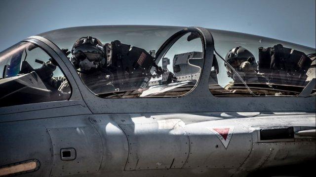 Embarquez pour un vol à bord d'un Rafale Normandie-Niemen France3 Rafal110