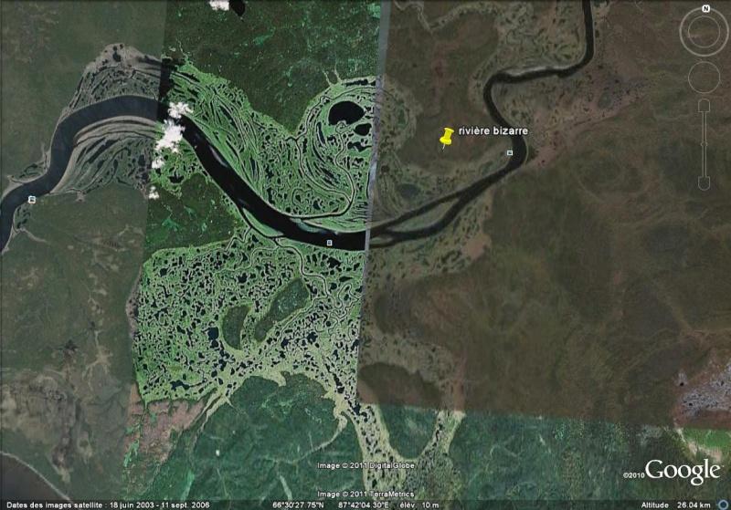 Kureika River, Kraï de Krasnoïarsk - Russie Riviar10