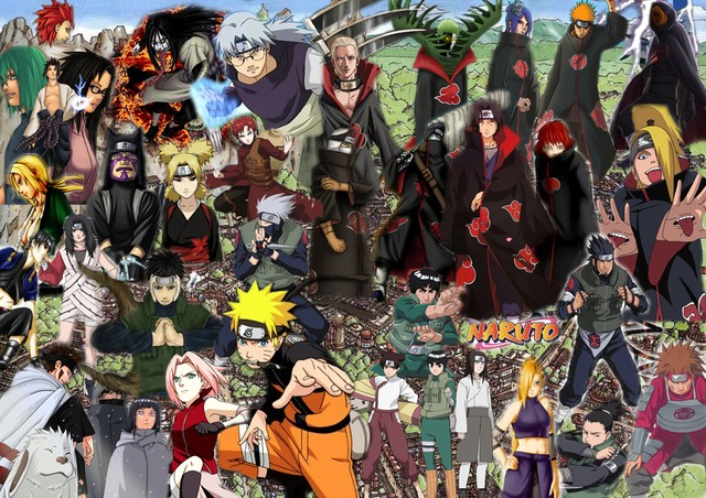 Naruto Legends