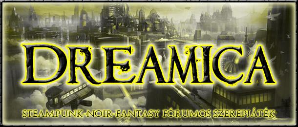 Dreamica Fórumos Szerepjáték
