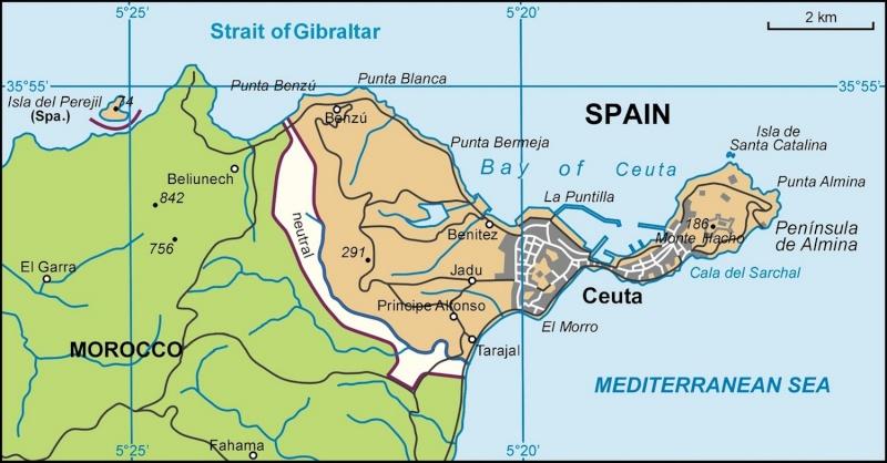 maroc - Benzaken Blog tout savoir sur le Maroc Ceuta_10