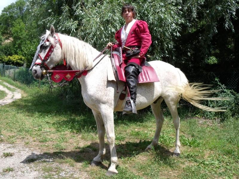 L'ecarlate a cheval Dscf1110