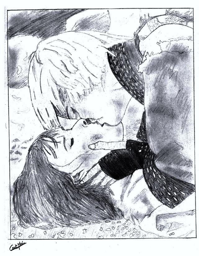 Mes dessins et autres ( Cestmoi ) Baiser10