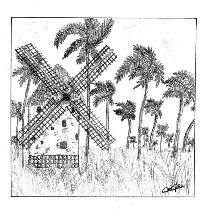 Mes dessins et autres ( Cestmoi ) Moulin10