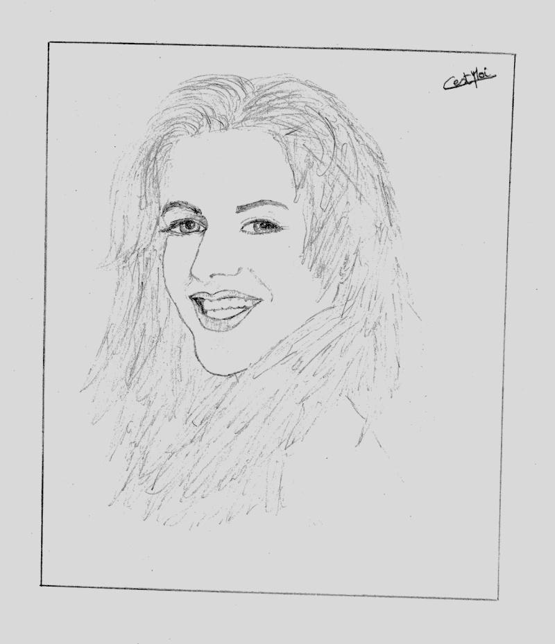 Mes dessins et autres ( Cestmoi ) Visage10