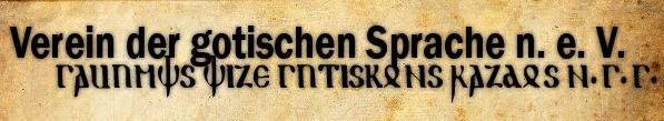 Verein der gotischen Sprache n. e. V.
