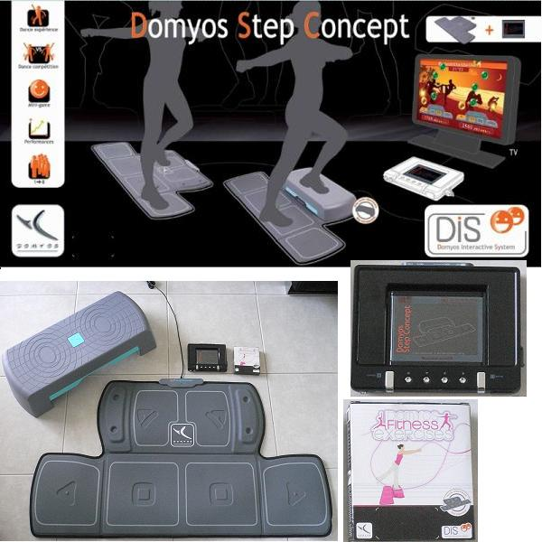 Ensemble domyos STEP Concept  60515_10