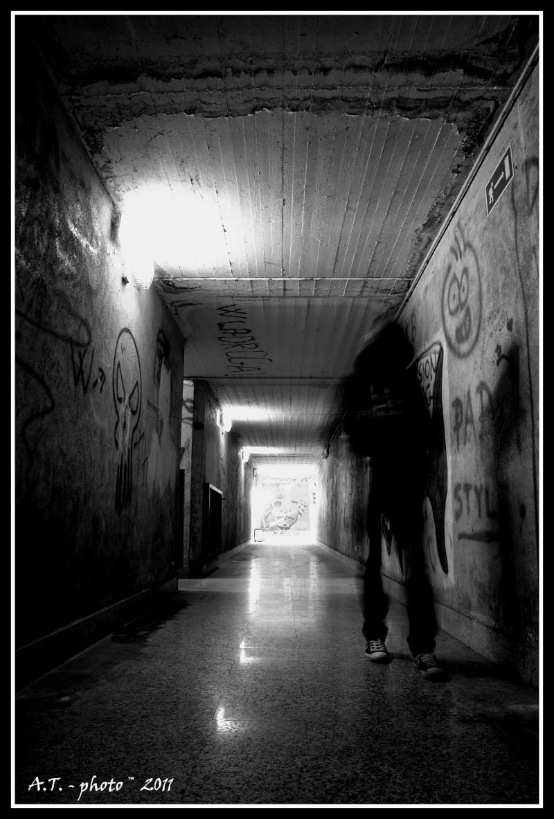 Sottopasso b&w Sottop11