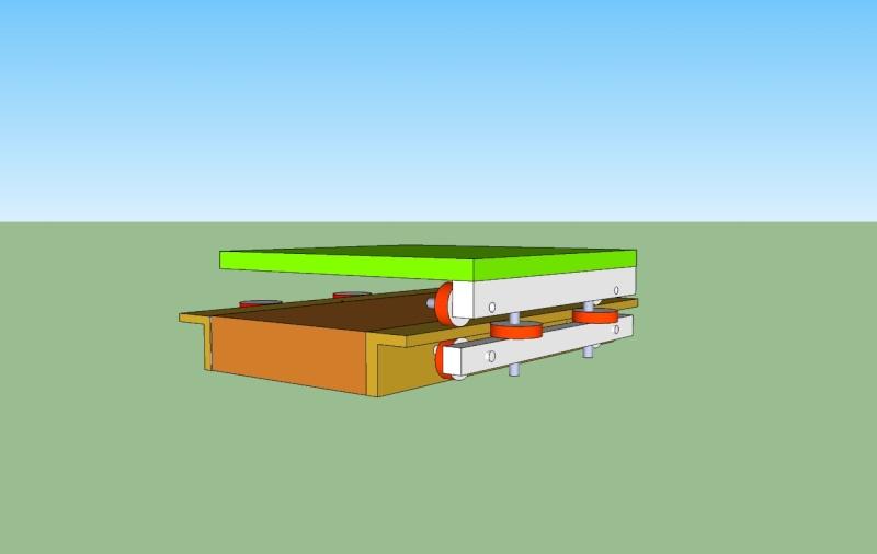 construction de ma 1er fraiseuse cnc Guidag10