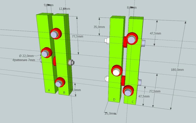 construction de ma 1er fraiseuse cnc - Page 2 Guidag11