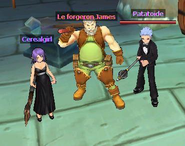 Les PNJ (Personnages Non Joueur) Fiesta11