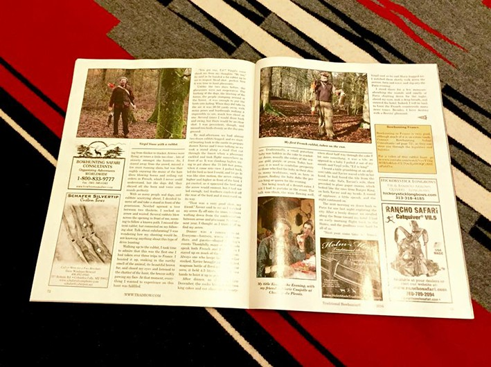TRADITIONAL BOWHUNTER MAGAZINE - Page 2 2n10