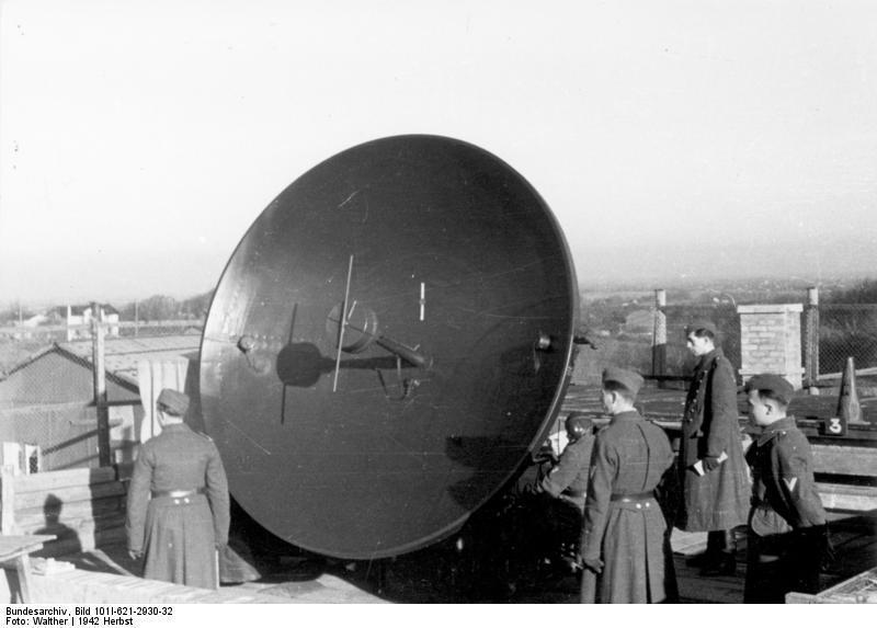 Les radars en service pendant la WW2 Bundes15