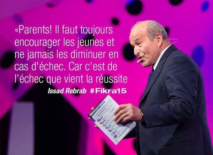 Issad Rebrab a dit  183