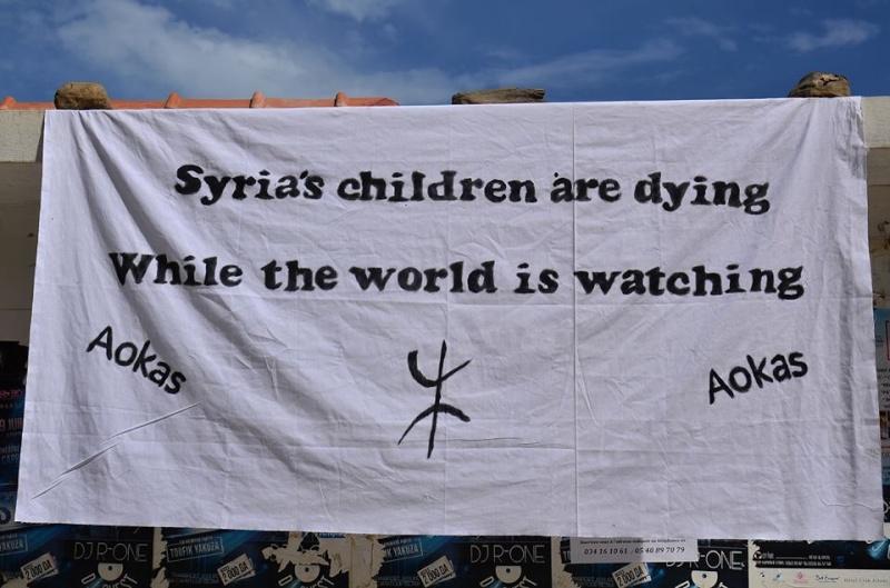 Rassemblement de Soutien aux réfugies Syriens à Aokas Samedi  12 Septembre 2015  - Page 4 2010