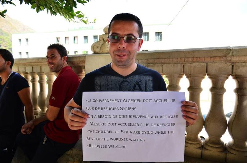 Rassemblement de Soutien aux réfugies Syriens à Aokas Samedi  12 Septembre 2015  - Page 4 2110