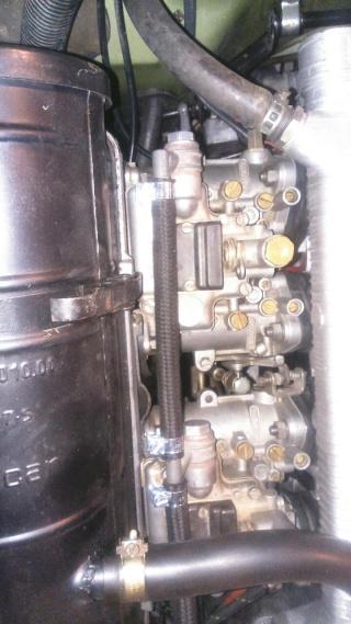 Révision en profondeur de mon Alfetta 2000 '79 - Page 6 Dsc_0846