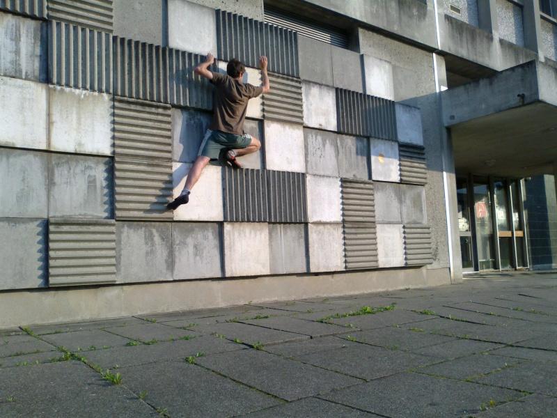 Hors crux - 5b 10072010
