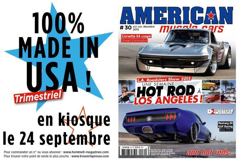 American Muscle Cars n°30 12006310
