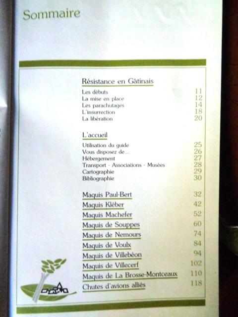 Maquis en Gâtinais AHVOL Maquis11