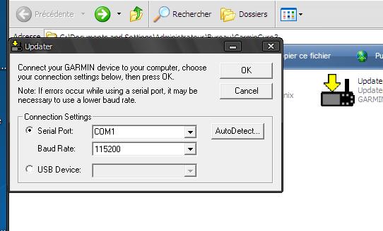 Etrex 30 bloqué suite à la mise à jour en version 4.30 Captur10