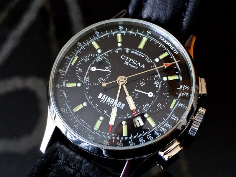 Strela Chronograph 3133... Baikonur !!! 11227010