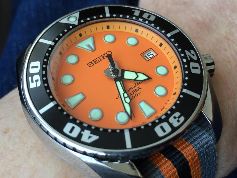 Vos photos de montres non-russes de moins de 1 000 euros - Page 9 Img_7510