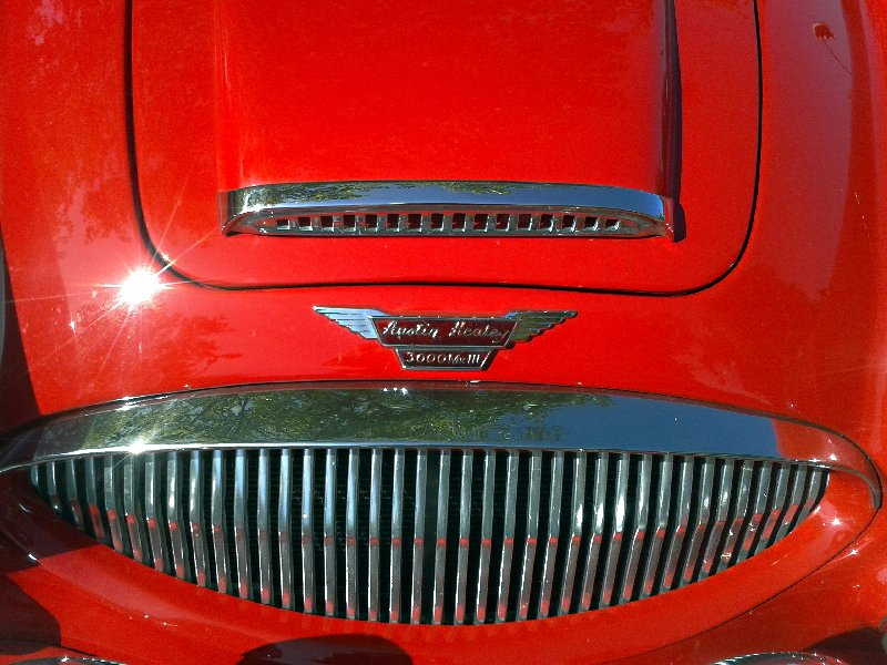 Austin Healey Mark III Austin10