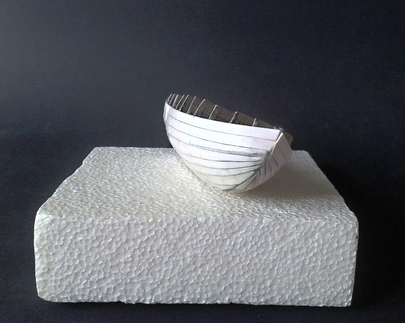Kleines Fischerboot aus eigener Werft Boot1610