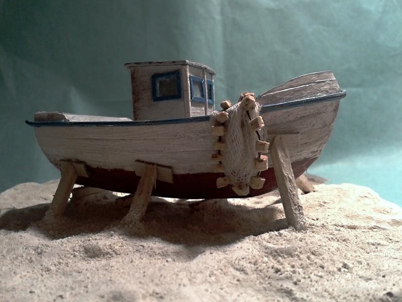 Kleines Fischerboot aus eigener Werft - Seite 2 Boot5010