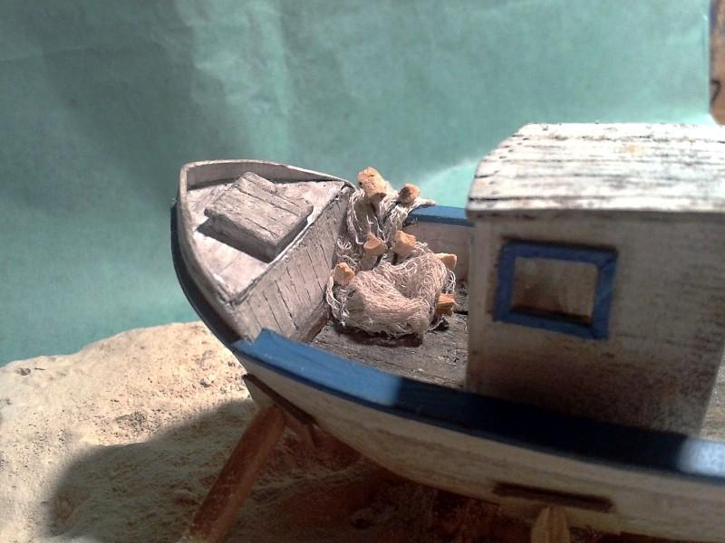 Kleines Fischerboot aus eigener Werft - Seite 2 Boot5110