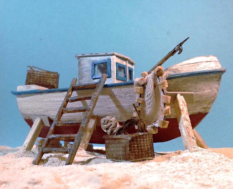 Kleines Fischerboot aus eigener Werft - Seite 2 Boot5510