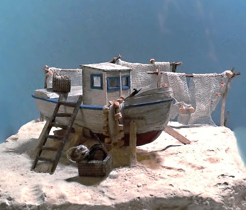Kleines Fischerboot aus eigener Werft - Seite 2 Boot6610