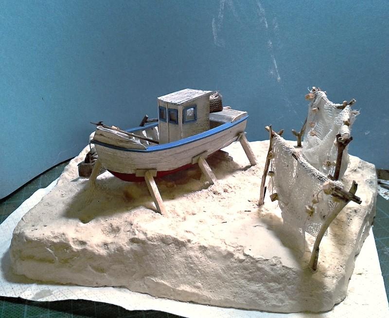 Kleines Fischerboot aus eigener Werft - Seite 2 Boot6710