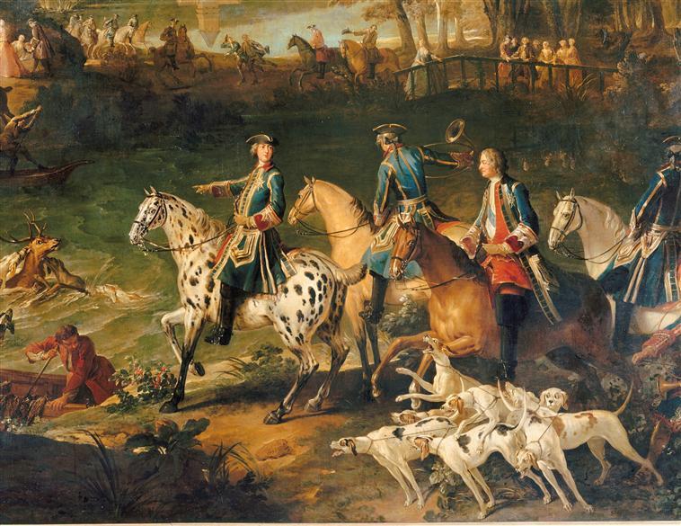 Exposition Louis XV à Fontainebleau en 2016 03-00511