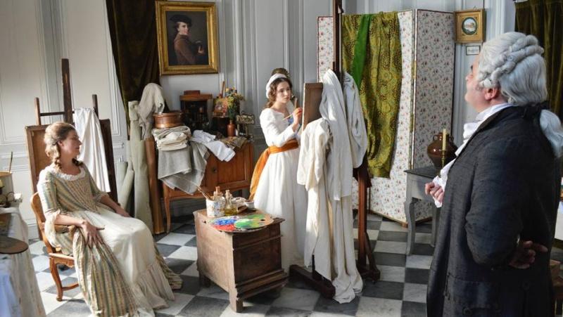 Arte : Le fabuleux destin d'Elisabeth Vigée Le Brun 06183610