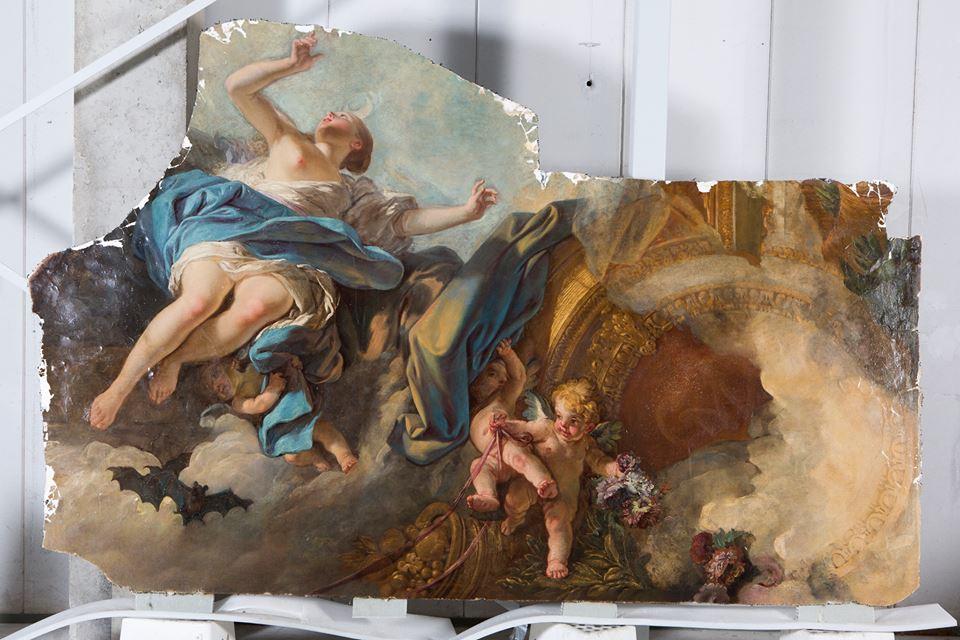 Expo. Archives nat. Les décors de la Chancellerie d'Orléans 11145510