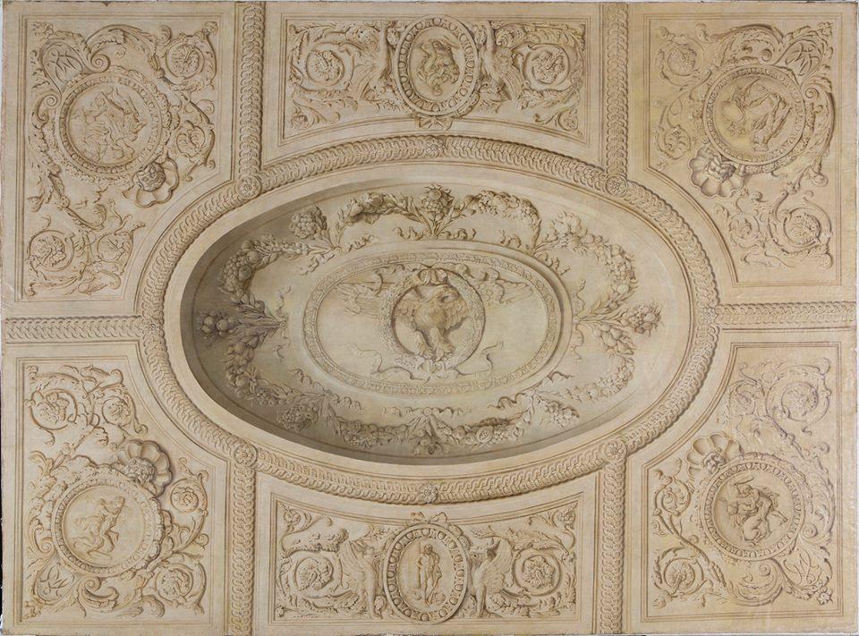 Expo. Archives nat. Les décors de la Chancellerie d'Orléans 11204010